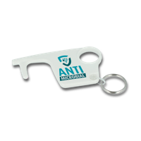 Anti-microbial Hygiene Hook Keyring