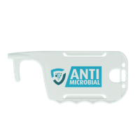 No Touch Card Holder Anti-microbial Version