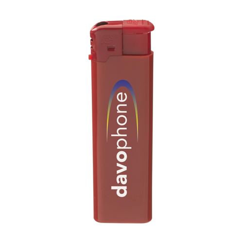Topfire Slim Lighter Red