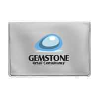 Promocard Card Holder Silver