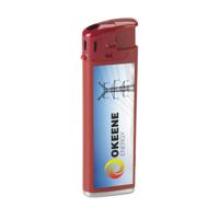 Led-Lighter Lighter Red