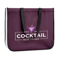 Promoshopper Shopping Bag Purple