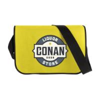 Postmanbag Shoulder Bag Yellow