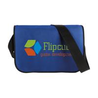 Postmanbag Shoulder Bag Blue