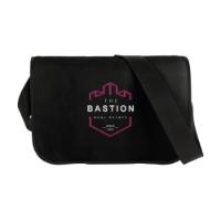Postmanbag Shoulder Bag Black