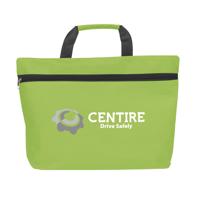 Promodoc Document Bag Lime