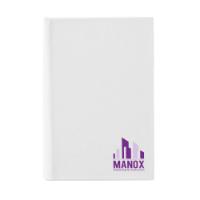 Minimemo Notebook White