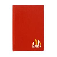 Minimemo Notebook Red