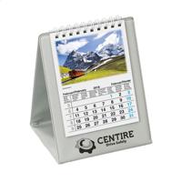 Desk Calendar Eurovision Grey
