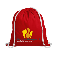 Promocolour Backpack Red