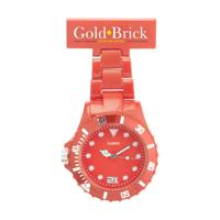 Carewatch Watch Red