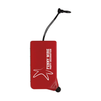 Touchcleaner Phone Pendant Red