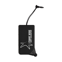 Touchcleaner Phone Pendant Black