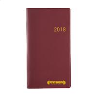 Euroselect Diary Burgundy