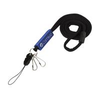 Triange Keycord Blue
