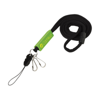 Triange Keycord Green