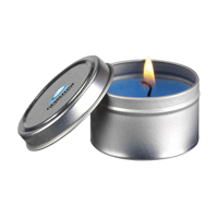 Candletin Fragrance Candle Blue