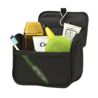 Smart Toiletry Bag Black