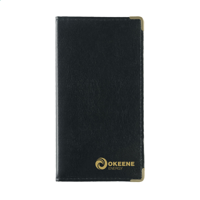 Signature Diary Wallet Black