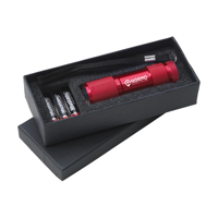 Starled Pocket Torch Red