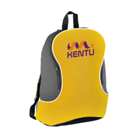 Promopack Backpack Yellow