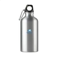 Aquabottle Water Bottle Silver