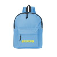 Trip Backpack Light-Blue