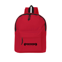 Trip Backpack Red