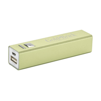 Powercharger 2600 Powerbank Lime