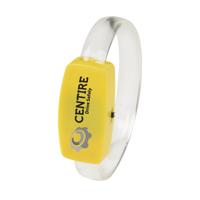 Glowbracelet Yellow