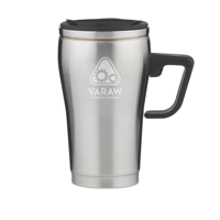 Isocup Thermo Mug Silver