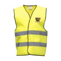 Safetyfirst Safety Vest Fluorescent-Yellow