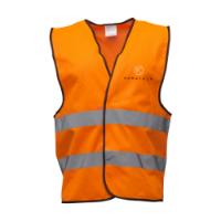 Safetyfirst Safety Vest Fluorescent-Orange