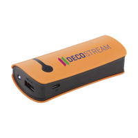 Powercharger4000Plus Powerbank Orange