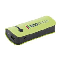 Powercharger4000Plus Powerbank Green