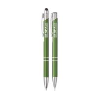 Ebonyset Writing Set Green