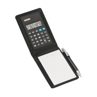 Countwrite 3-In-1 Calculator Black