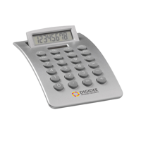 Streamline Calculator Silver