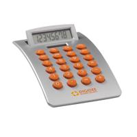 Streamline Calculator Orange