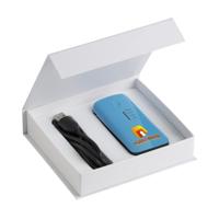 Powercharger 4000 Powerbank Light-Blue