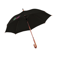 Firstclass Umbrella Black