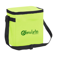 12-Pack Cooler Cooler Bag Lime