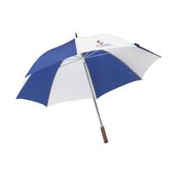 Superumbrella White-And-Blue