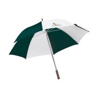 Superumbrella White-And-Green