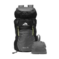 Hikingbackpack Black