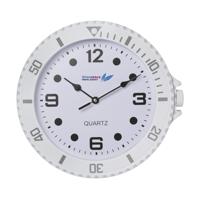 Watch-It Wall Clock White
