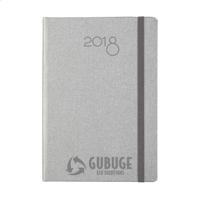 Pocketline Diary Silver