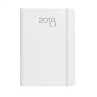 Pocketline Diary White