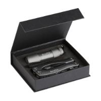 Maxistart Giftset Gun-Metal