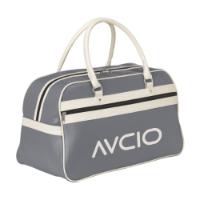 Retrosport Sports Bag Grey-And-Beige